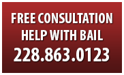 Free Consultation Help With Bail: 228.863.0123