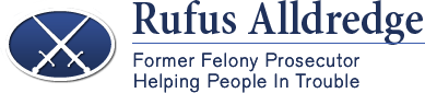 Logo of Rufus Alldredge Attorney at Law